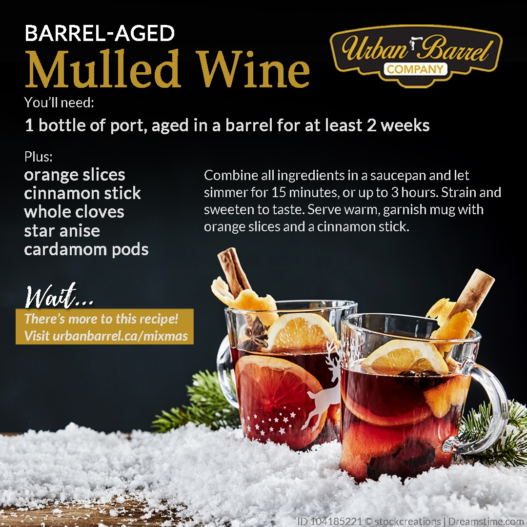 Mulled Wine - FB